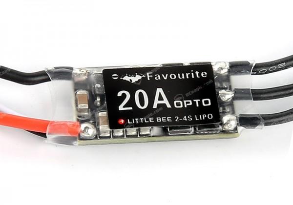Littlebee 20A Mini ESC (2-4S) BLHELI Oneshot125 FPV Racer Mini Quadrocopter