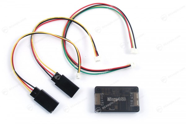 Micro OSD 3DR Mavlink Protocol apm pixhawk MinimOSD ATmega328P ArduCAM FPV