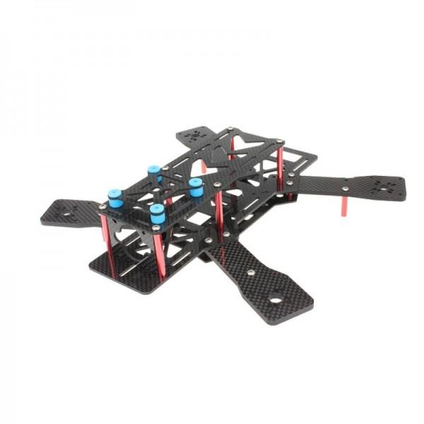 Nighthawk 250 280 Pro V2 Voll-Carbon Quadcopter Rahmen FPV Racer Frame