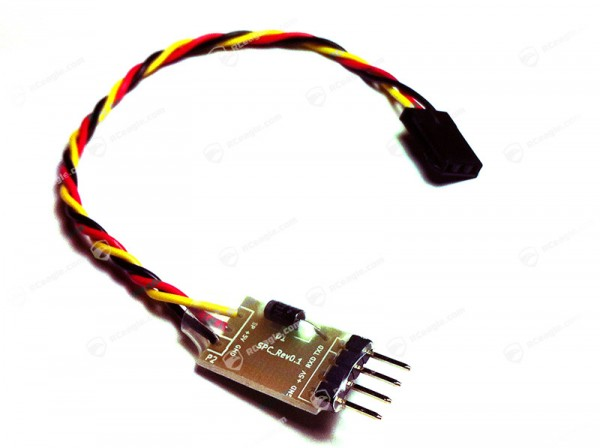 FrSky SPC Smart Port Connector Adapter Kabel Cable Firmware upgrade