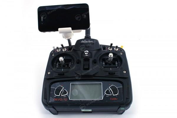 iPhone/Smartphone 4.5-5 Zoll Halterung für RC Fernsteuerung Samsung Handy