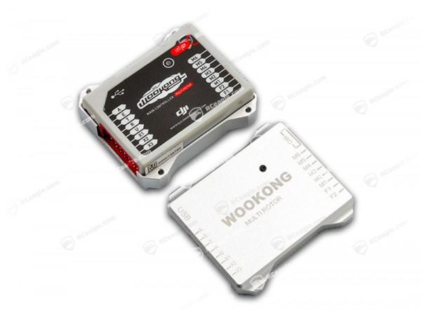 Aluminium Gehäuse für DJI Wookong Flight Controller schutz case protection
