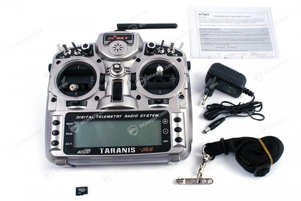 FrSky Taranis X9D PLUS Mode 2 Telemetry 2.4GHz Transmitter