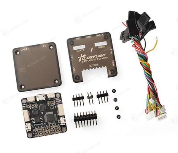 SP Racing F3 Acro (SPRacingF3) 6DOF Flight Controller 3x UART mit Gehäuse
