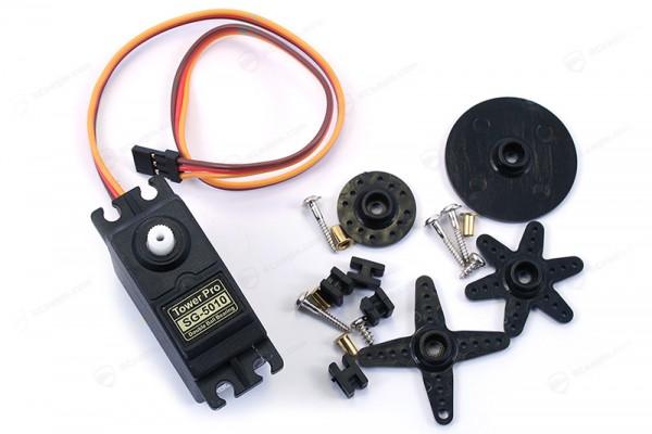 TowerPro SG5010 Digital 47g Servo Motor