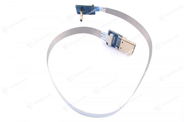 Micro HDMI zu HDMI Adapter Kabel 30cm