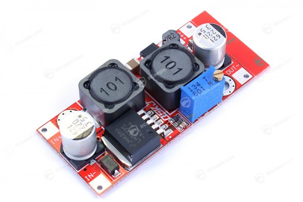 Spannungswandler 3-35V Input 1.2-30V Output DC Step Down Up Voltage FPV