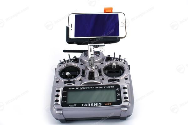 Handy Smartphone Halterung für Fernsteuerung - iPhone klemme sender phantom dji