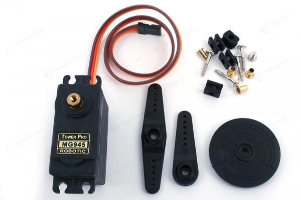 TowerPro MG945 Robotic Digital Servo Motor Metall