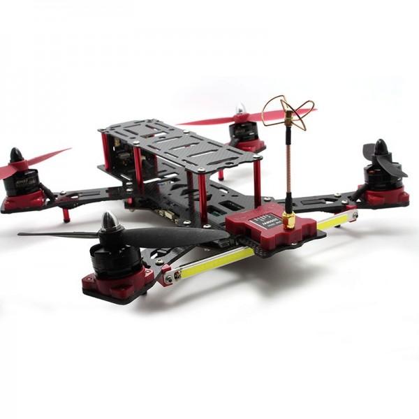 Nighthawk Pro 280 Carbon ARF FPV Racing Quadrocopter