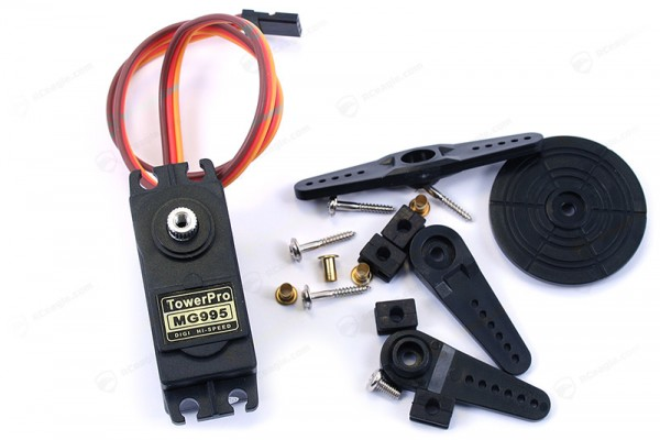 TowerPro MG995 Digital 55g Metall Servo Motor