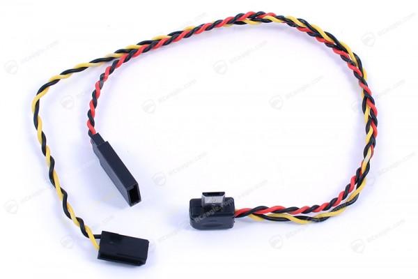 Micro USB zu Video Kabel SJCAM SJ4000 SJ5000 SJ6000 FPV