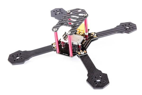 EMAX Nighthawk X4 X5 X6 Carbon Rahmen, RGB Led, PDB 5V 12V 3A Bec Frame FPV Racing