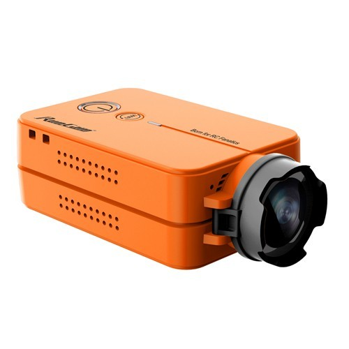 RunCam 2 HD 1080P 60FPS FPV Kamera mit Wi-Fi Full HD Action Cam