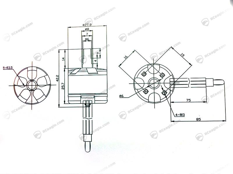 emax-motor-2213-3s-935KV-10x45-multicopter-quadrocopter-5