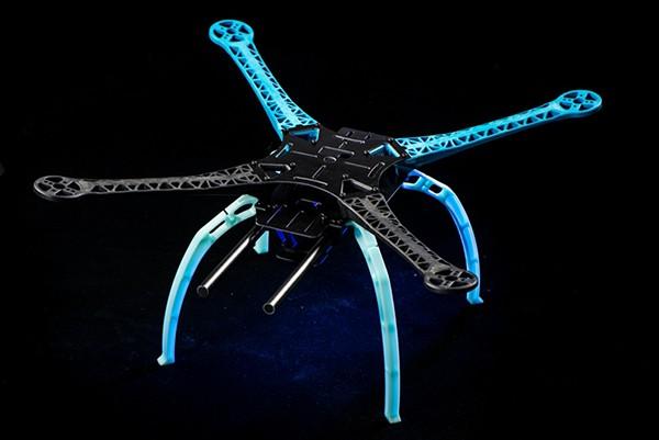 Quadrocopter Rahmen S500 frame