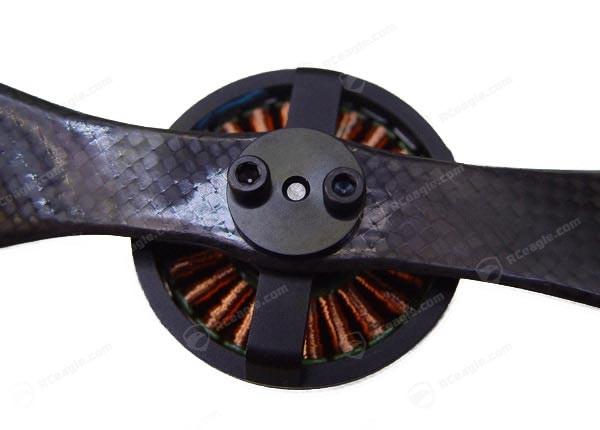 Adapter Montage Scheibe für HL Motor / T-Propeller Multistar 4822 direct mounting