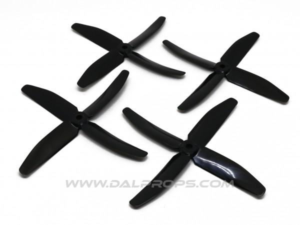 4-Blatt 5x4 DAL Propeller V2 5040 Quad Blade 2xCW 2xCCW