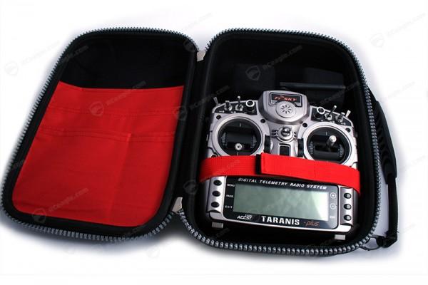 RC Transmitter Fernsteuerung Tasche für FrSky, Futaba etc - transmitter, bag, carrying, case, schutz, transportieren