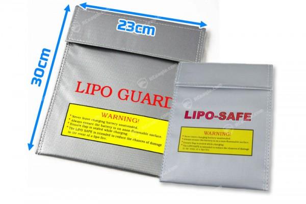 LiPo Tasche, Save Bag, Sicherheitstasche Guard Akku laden transport klein groß