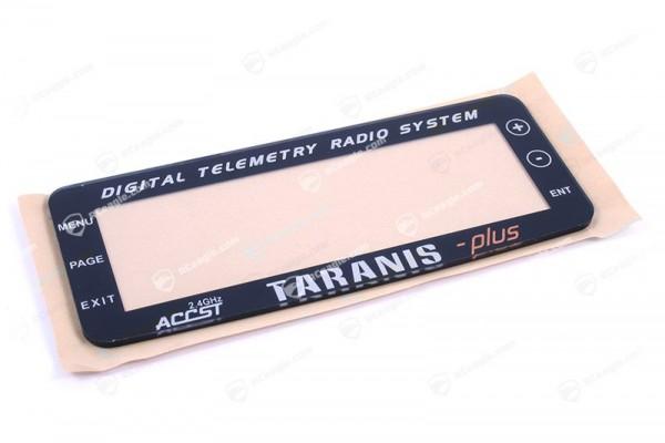 Display Abdeckung - FrSky X9D Plus Taranis Ersatzteil spare parts