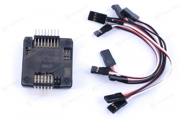 NAZE32 REV5 6DOF Acro Multicopter Flight Control Board (Flip32)