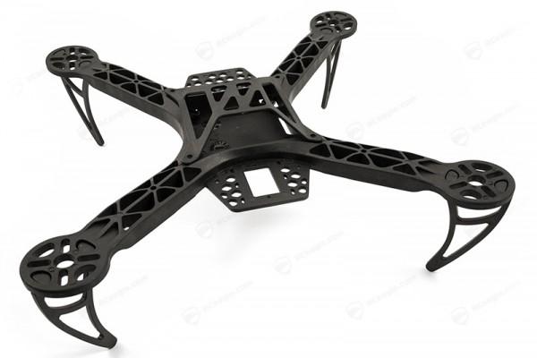 Quadrocopter Mini Rahmen KK 260 FPV Racer Quad Kit 26cm Nachfolger von 250 25cm