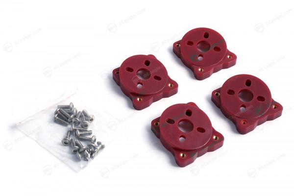 Motorplatten schräg für Nighthawk 250/280 Pro