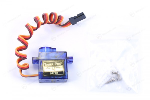 TowerPro SG90 Digital 9g Servo Motor
