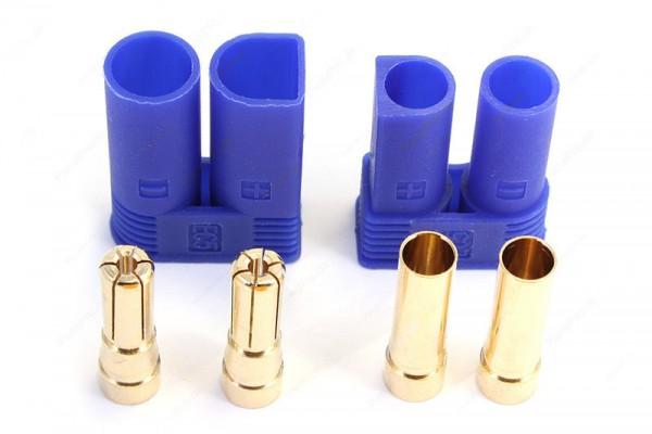 EC5 Hochstrom 5mm Gold Stecker/Buchse