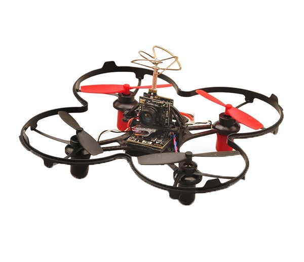 Mini Racing Quadrocopter TQ90, Naze32, 25mW 32Ch Kamera, 8520 Motor